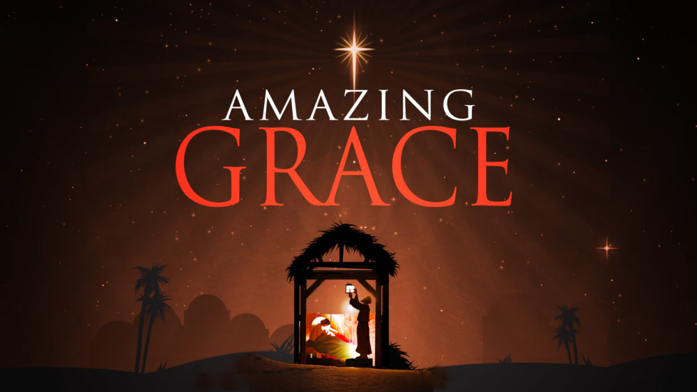 Amazing Grace -JV