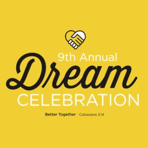 Dream Celebration Graphic