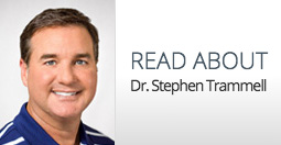 Read About Dr. Stephen Trammell