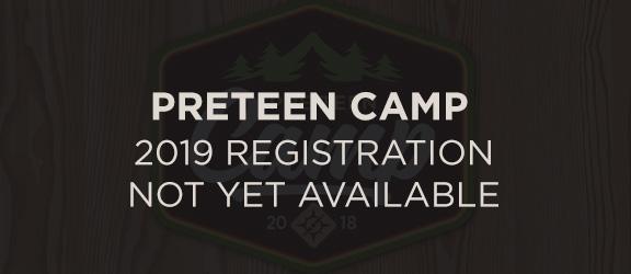 Preteen Camp