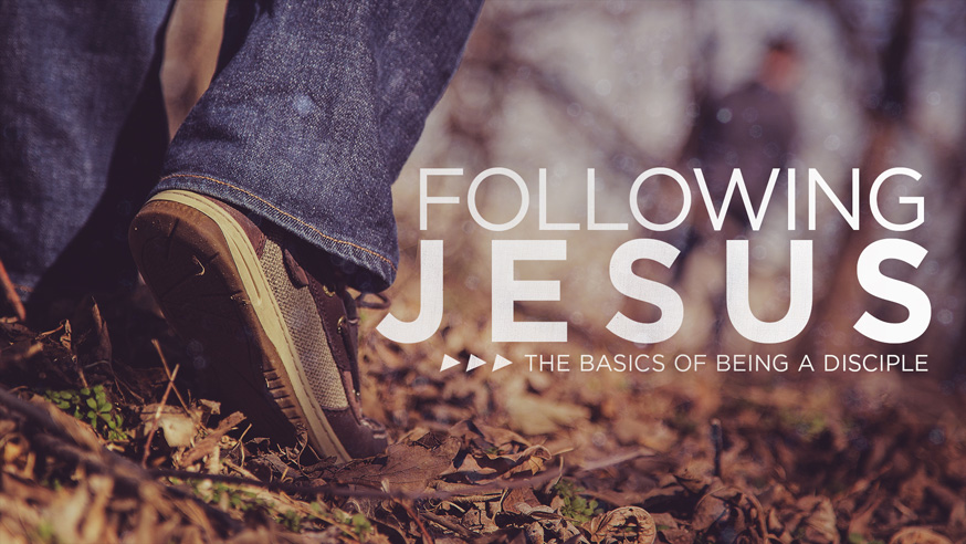Following Jesus - North