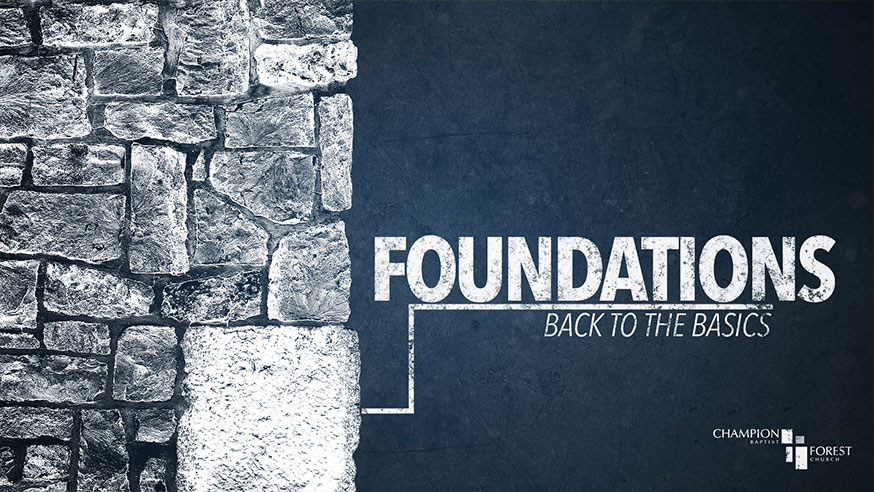 Foundations - North