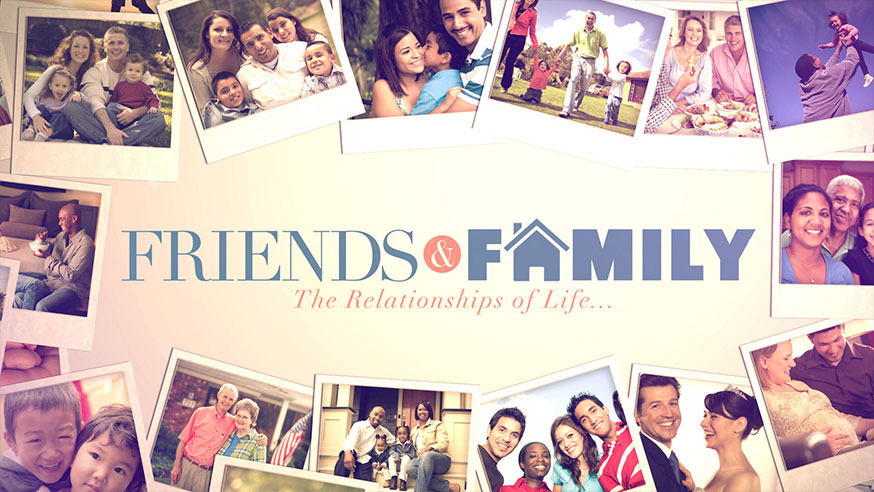 Friends & Family - North