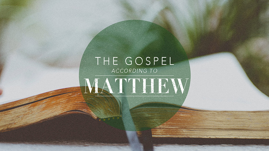The Gospel According to Matthew - North