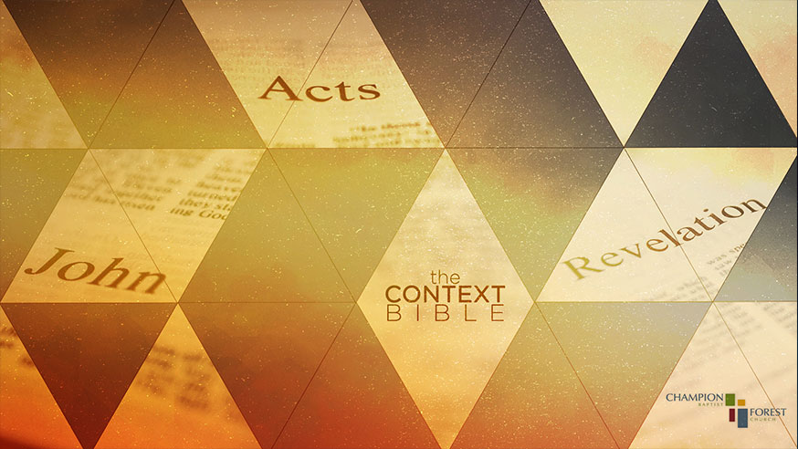 The Context Bible