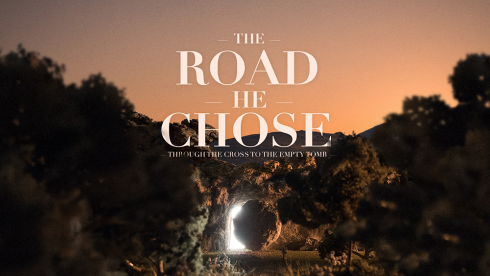 The Road He Chose
