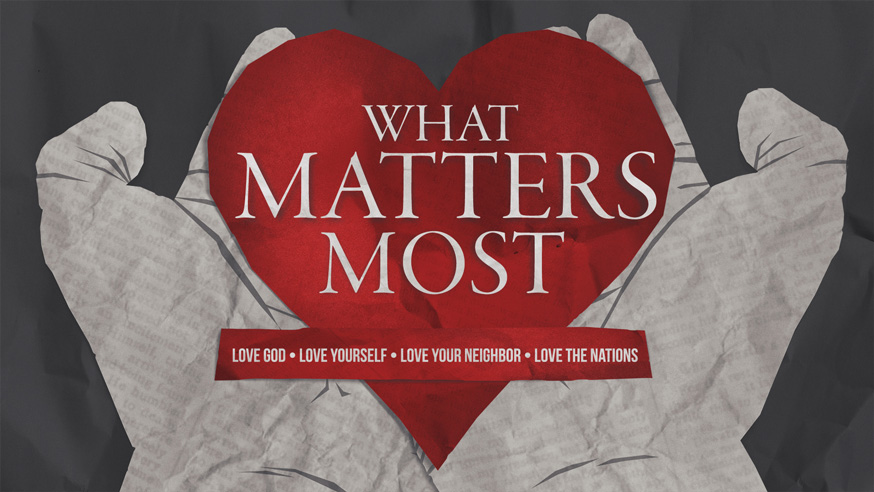 What Matters Most - North