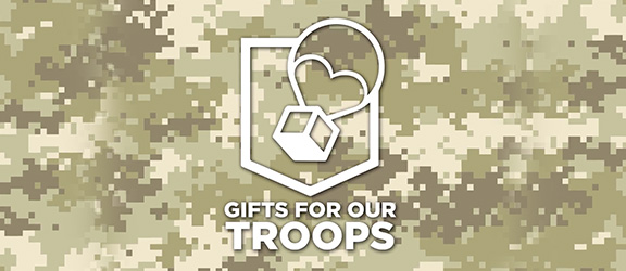 Operation Gifts for Troops