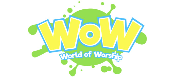 Kids Choirs - World of Worship Logo