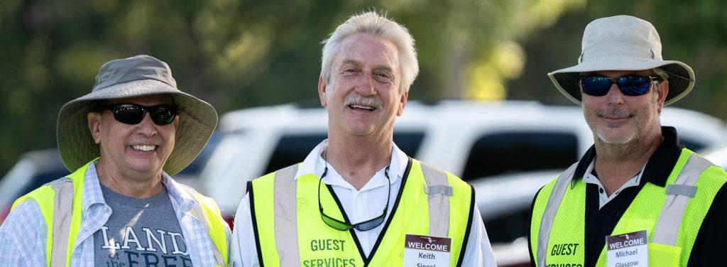Volunteer Spotlight: Keith Siegel