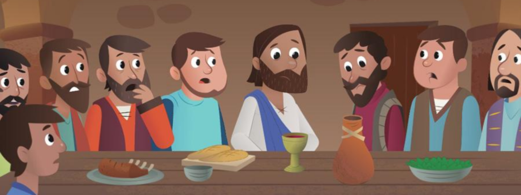 How To Have the Lord's Supper with Your Children
